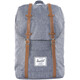 Herschel Retreat Zaino marrone/blu